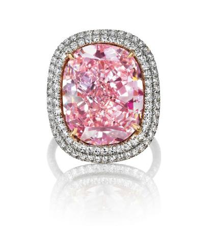Diamant rose 16.08ct